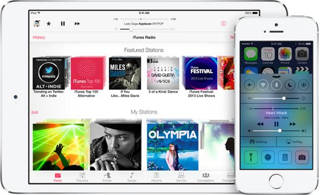 На iOS 7 работает более 70% iPhone