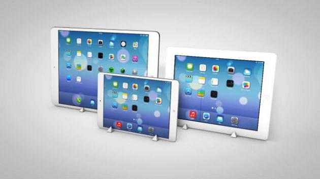 Apple тестирует iPad Pro с 12,9-дюймовым дисплеем Ultra HD