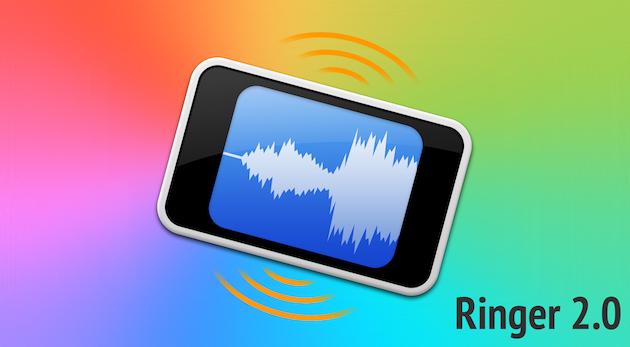 Ringer 2.0: обновление лучшего приложения для создания рингтонов