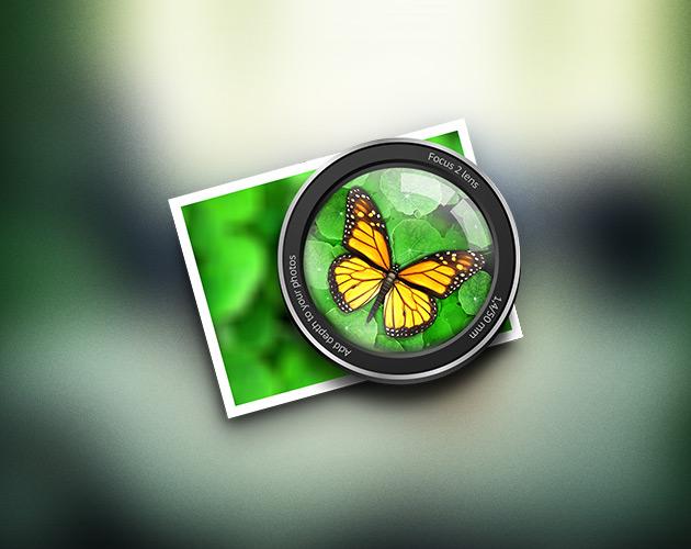 Focus 2 для OS X: Мастер художественной фокусировки