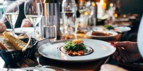 Новогодний стол: считаем калории