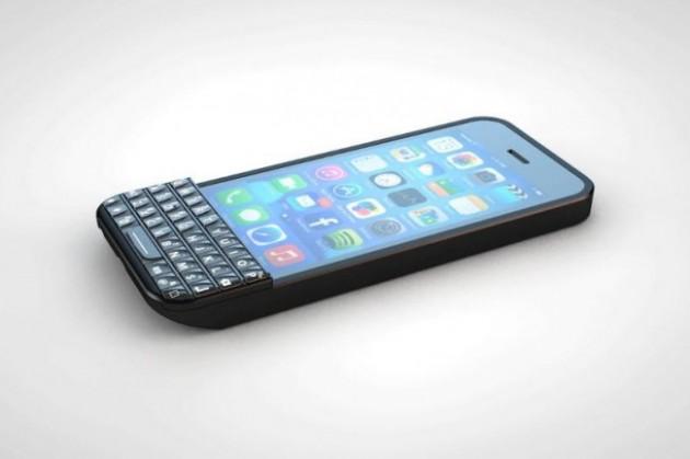 Typo Keyboard превратит ваш iPhone в BlackBerry