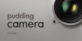 Pudding Camera - стильная камера с эффектами для iOS и Android