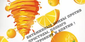 Заряжающие энергией и витаминами напитки — против простуды, плохого настроения и апатии