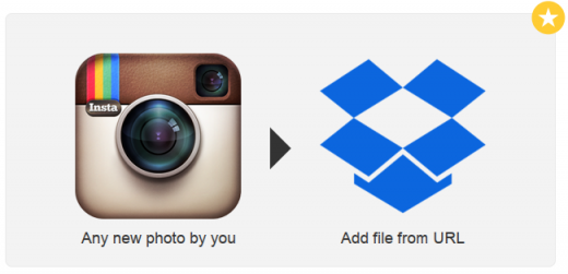 Instagram Dropbox