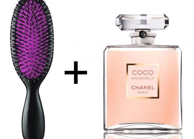 как придать аромат волосам