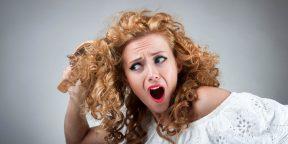 Как правильно расчёсывать волосы
