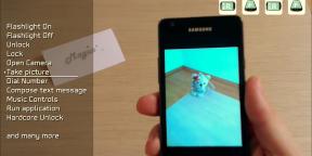 Magus - альтернативное управление Android-смартфоном с помощью 3D-жестов