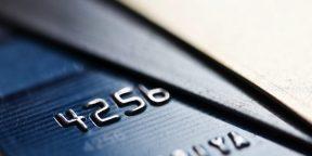 Что означают номера банковских карт