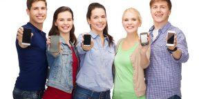 ИНФОГРАФИКА: Смартфоны и наша зависимость от них