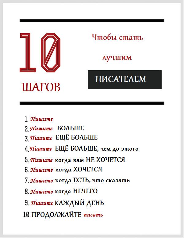 e064b592b9d8 Шесть советов для начинающих писателей - Лайфхакер