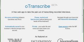 oTranscribe - лучшее решение для транскрибирования