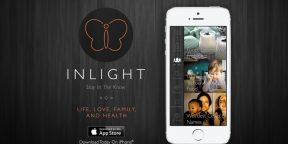 Inlight - приложение с полезными советами для женщин и не только