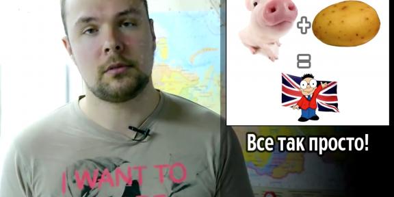 Используете английские слова в разговоре на русском? Посмотрите как это нелепо выглядит