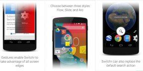 Switchr для Android - быстрое и элегантное переключение между приложениями