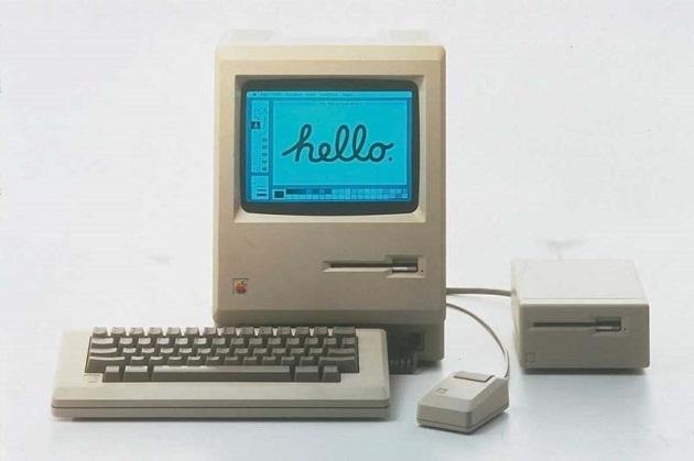 Эволюция компьютеров Mac