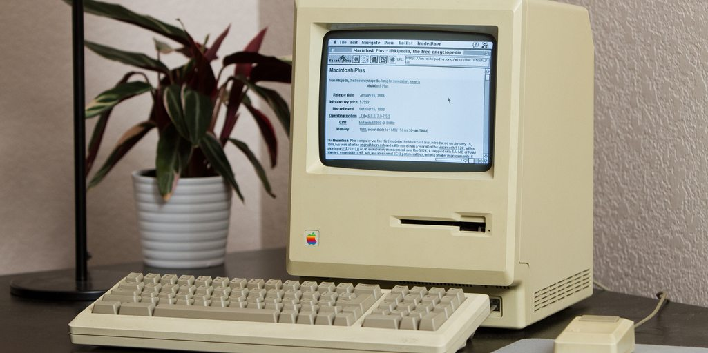 Как я познакомил 27-летний Mac с интернетом