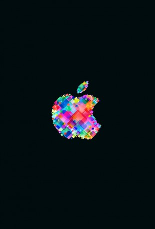 Color-apple-iphone5-parallax