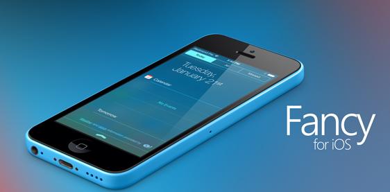 Fancy: Добавляем красок в интерфейс iOS 7 [Jailbreak]