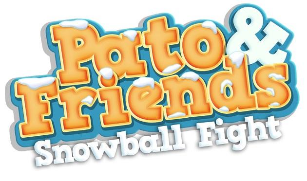 Pato & Friends Snowball Fight: снежная битва начинается!