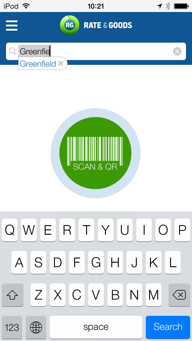 Программа для сканера штрих кода