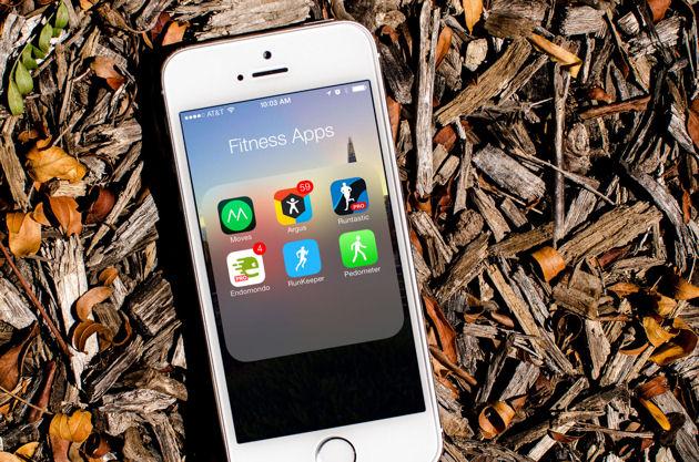 Лучшие приложения для учета физической активности с помощью iPhone