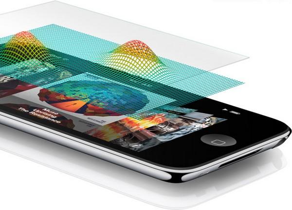 Apple научит свои устройства определять силу нажатий на корпус