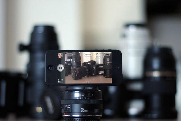 6 приложений, которые превратят ваш iPhone в профессиональную камеру