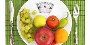ИНФОГРАФИКА: Плюсы и минусы популярных диет