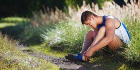 Как продолжать тренировки, если вы получили травму