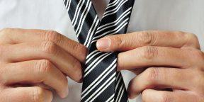 ВИДЕО: 9 стильных способов завязывать галстук