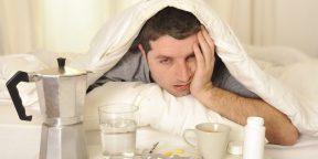 ИНФОГРАФИКА: Как справиться с похмельем