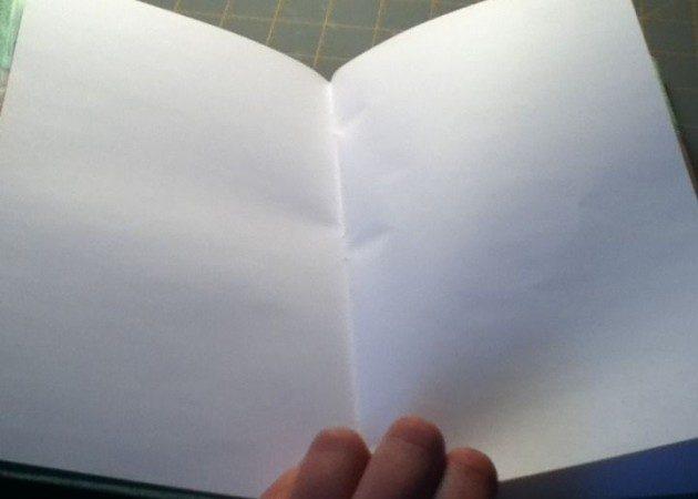 как сделать блокнот
