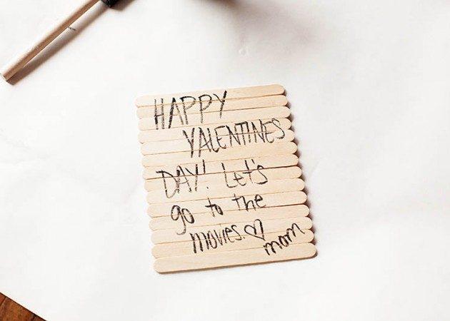 10 самодельных подарков на День святого Валентина