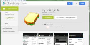 Бутерброд для Андроид знает калорийность Биг Мака и многих других продуктов
