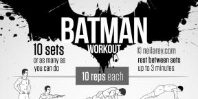 11 комплексов упражнений, которые сделают вас супергероем