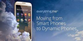EverythingMe - лаунчер, который cделает ваш смартфон действительно умным