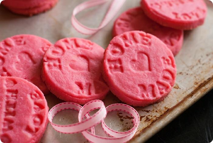 РЕЦЕПТЫ: миндальное печенье на День Святого Валентина