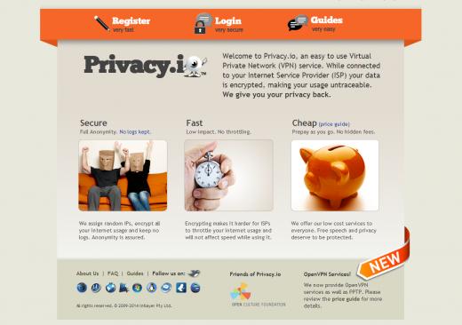 Privaci i