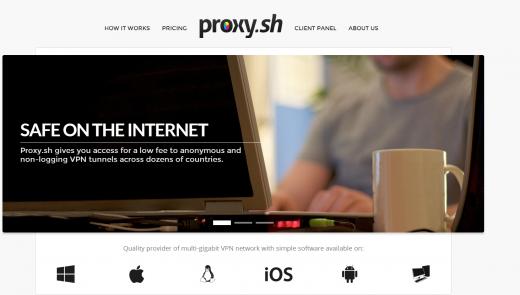 ProxySh
