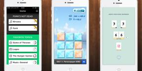Умные игры для iOS: QuizUp, Memory, Threes!