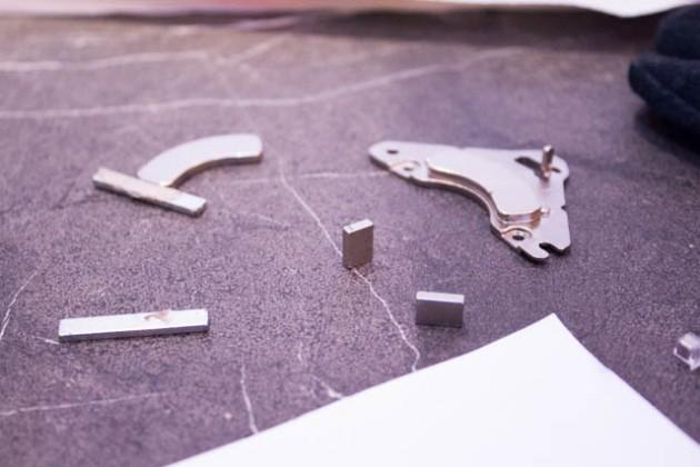 Как сделать магнитный держатель для кабелей