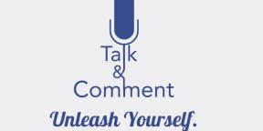 Talk and Comment для Chrome: голосовые комментарии и сообщения в Facebook