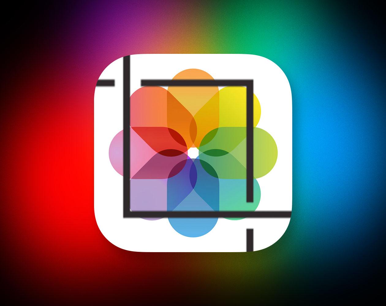 Как быстро обрезать фотографию на iPhone без подключения к компьютеру