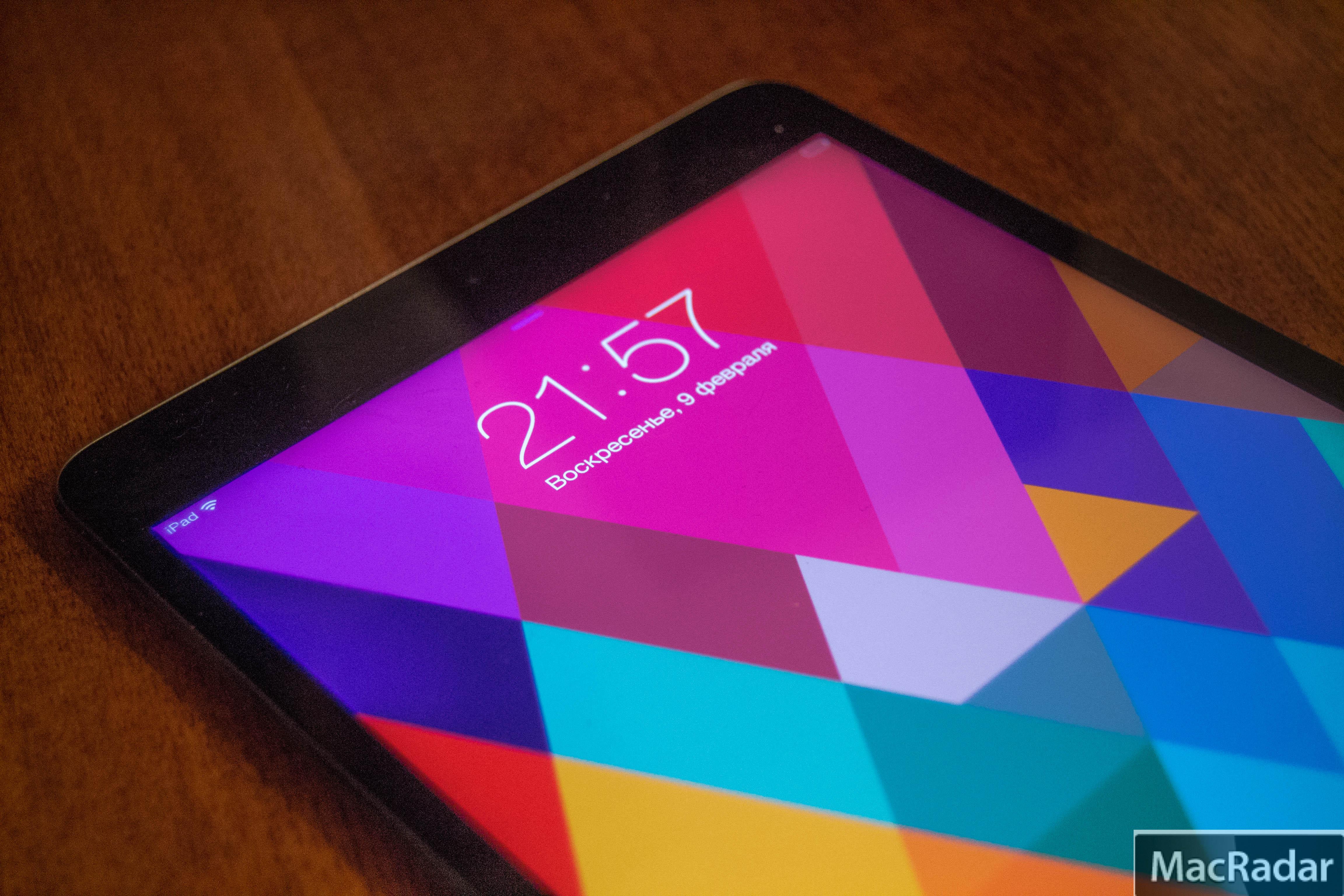 Обзор и опыт эксплуатации iPad mini с дисплеем Retina