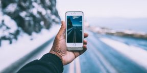 Как спасти iPhone от холода