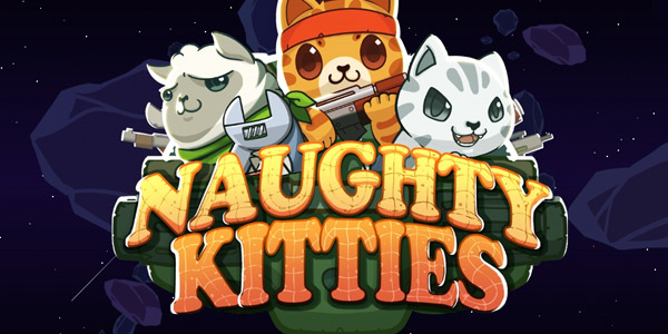 Naughty Kitties: бесконечное приключение боевых котов