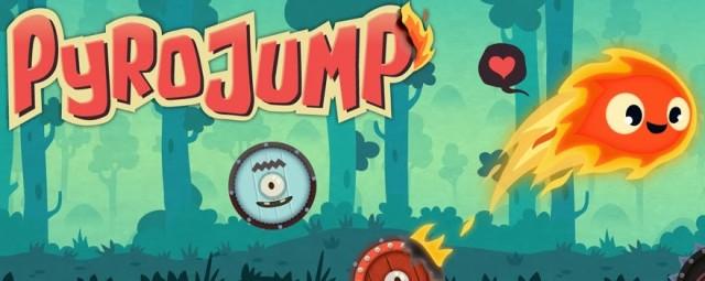 Pyro Jump: миловидный малыш-огонек безжалостно сжигает принцесс