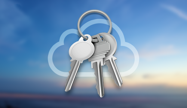 Touch ID keychain