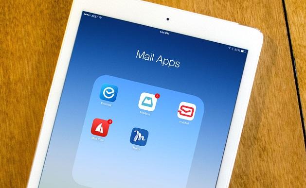 Лучшие почтовые приложения для iPad